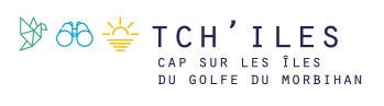 Logotype TCH-ILES croisière iles du Golfe du Morbihan