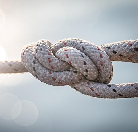 Apprentissage des noeuds marins avec TCHILES