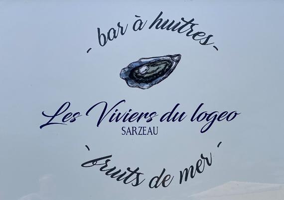 Les Viviers du Logeo - Bar à huitres - Partenaire croisière TCH-ILES dans le Golfe du Morbihan